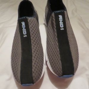 AND1 Slip On Sneakers/Shoes, Lightweight, 10.5M
